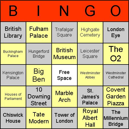 Bingo London